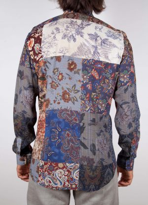 Fashion shirt, korean collar