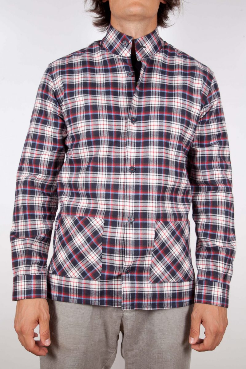 Shirt in check