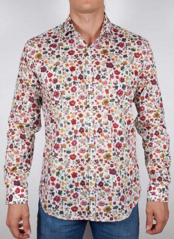 Fashion and sky-blue shirt, soft collar (Copia) (Copia)