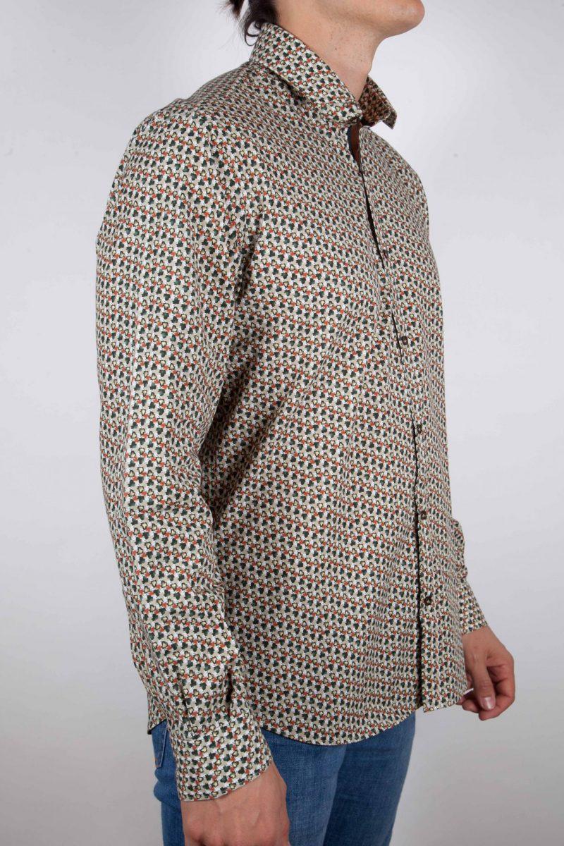 Fashion shirt, french collar (Copia)