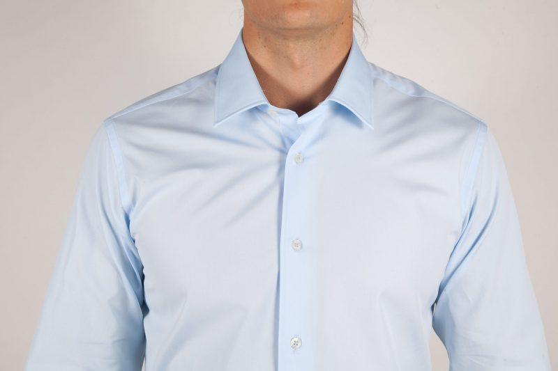 Fashion shirt, italian collar