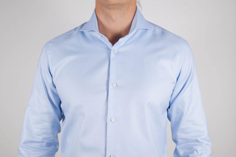 Fashion shirt, french collar