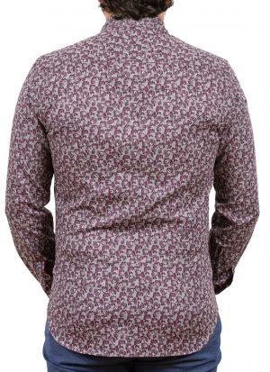 Fantasy Shirt Italian Collar.