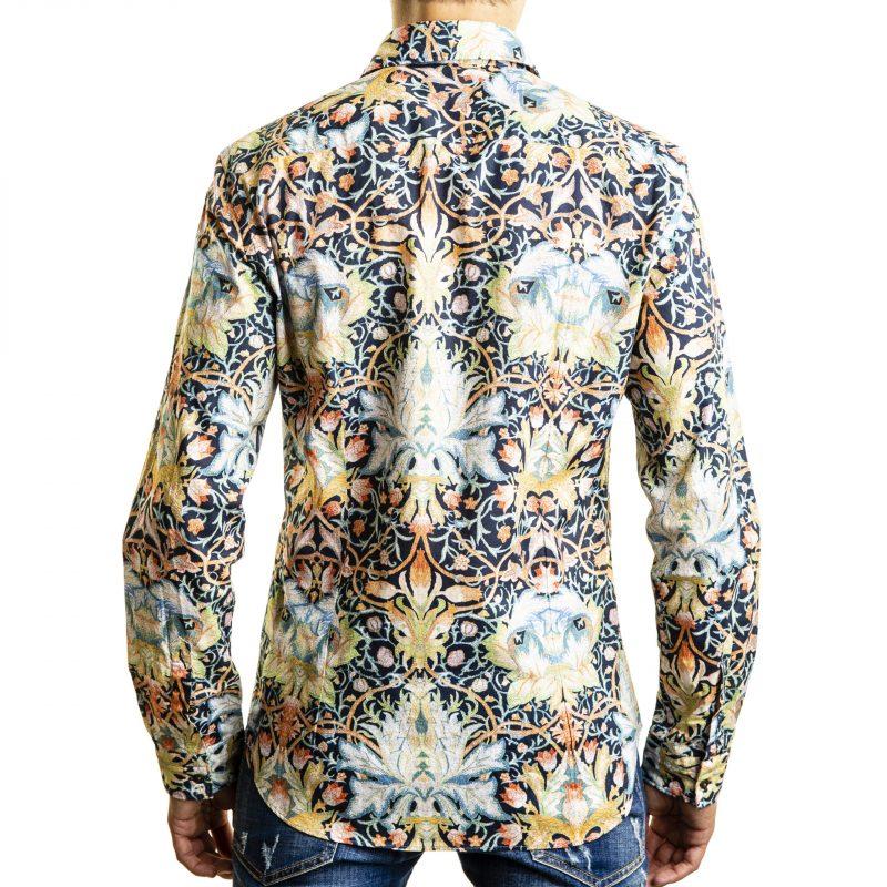 Fantasy Shirt French Collar.
