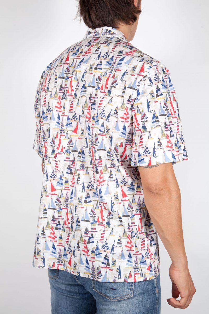Camicia Fantasia Manica corta
