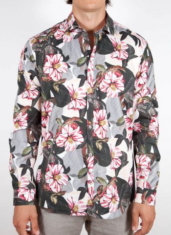 Patterned Shirt Italian