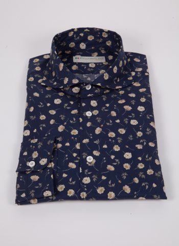 Camicia con stampa FIRENZE-31F-521-03