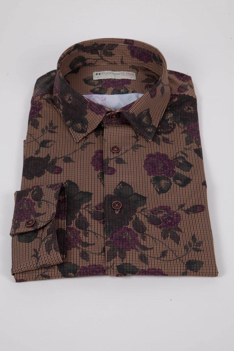 Camicia in Tessuto tecnico ACTIVE 597