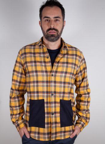 Camicia in flanella a quadri LONDA-66-632