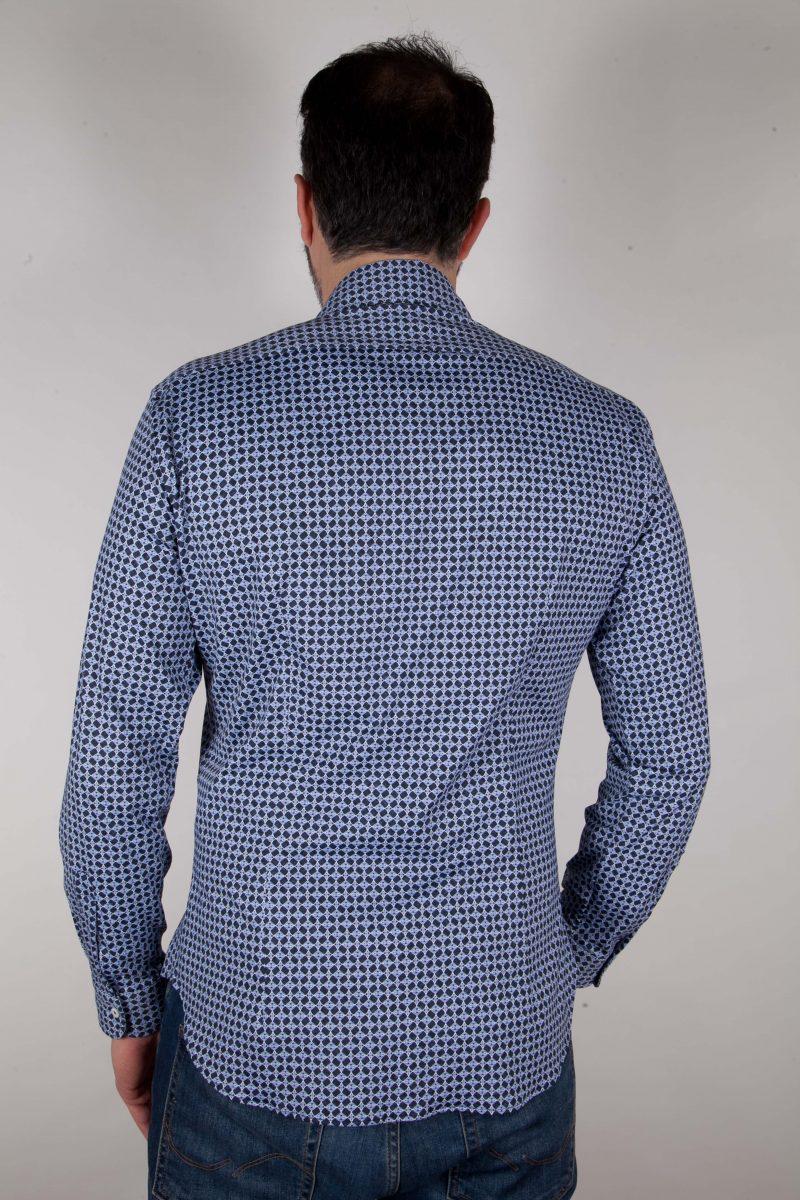 Camicia in Tessuto tecnico ACTIVE 601