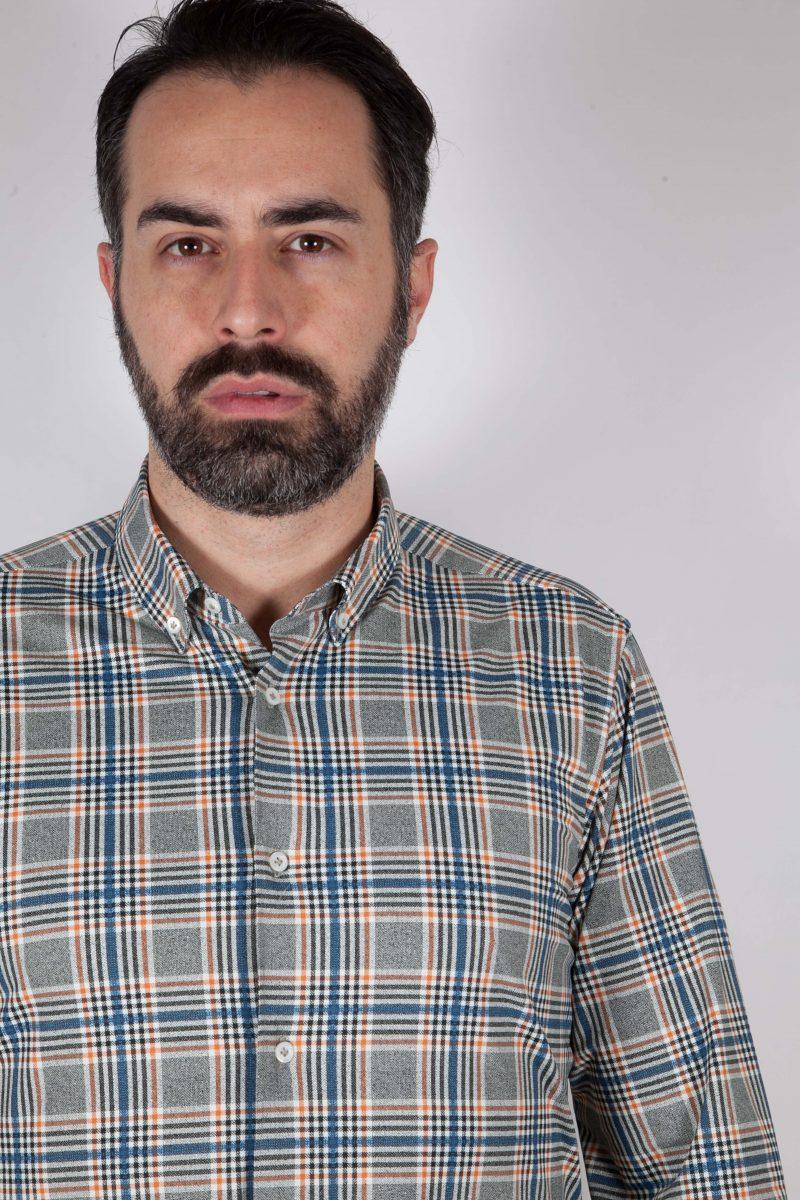 Camicia in Tessuto tecnico ACTIVE 598